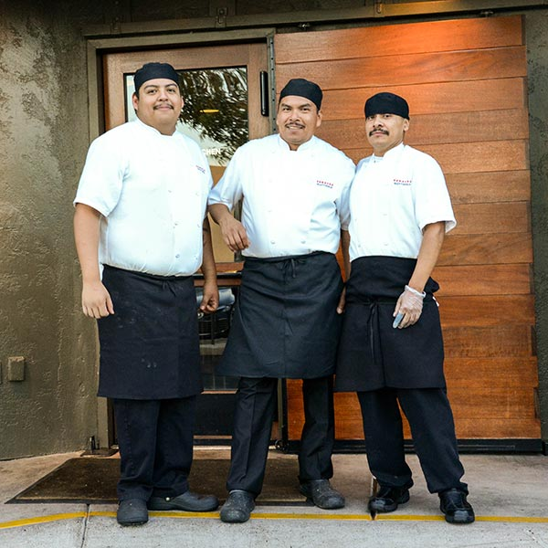 chefs at Scottsdale Bandera